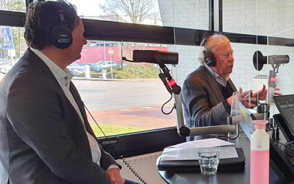 New Business Radio gaat in gesprek